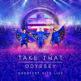 Take That - Odyssey – Greatest hits live
