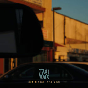 TaxiWars- Artificial horizon