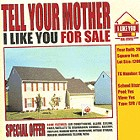 Tell Your Mother- I like you