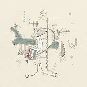 Various Artists- Tiny changes: A celebration of Frightened Rabbit's 'The midnight organ fight'