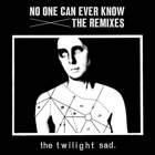 The Twilight Sad - No one can ever know: The remixes