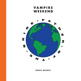 Vampire Weekend- Father of the bride