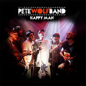 Pete Wolf Band- Happy man