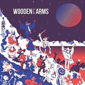 Wooden Arms- Trick of the light
